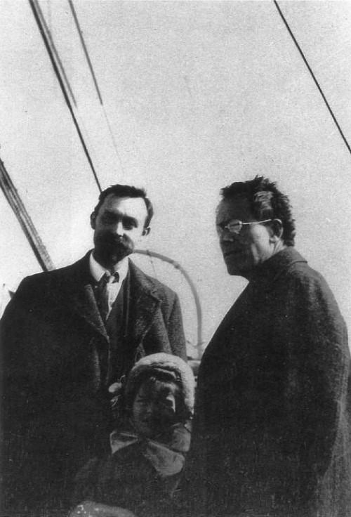 Gustav Mahler himself in America (1907, 1908, 1909, 1910 and 1911)