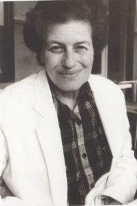 Alma Ottilie Leonore Germany-Zsolnay (1930-2010)