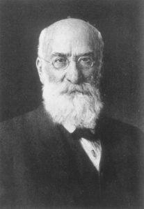جويدو أدلر (1855-1941)