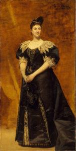 Caroline Lina Webster Schermerhorn Astor (1830-1908)