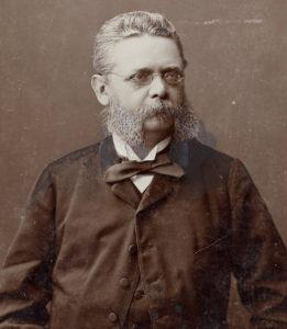 Josef Freiherr von Bezecny (1829-1904)