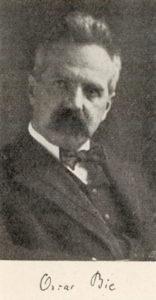 Oscar Bie (1864-1938)