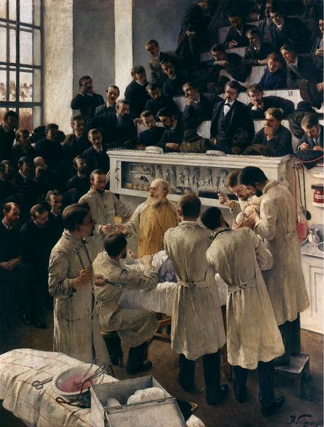 西奥多·比尔罗斯(Theodor Billroth)(1829-1894)
