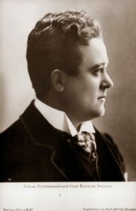 Karl Burrian (1870-1924)