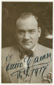 恩里科·卡鲁索(1873-1921)