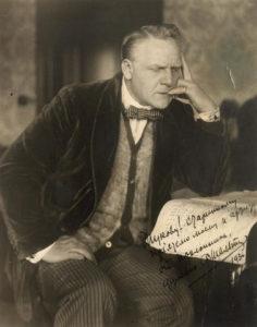Feodor Chaliapin (1873-1938)