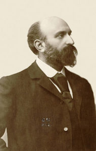 Amedee-Ernest Chausson (1855-1899)
