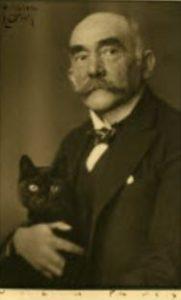 保罗·克莱门梭(Paul Clemenceau)(1857-1946)