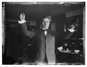 Walter Johannes Damrosch (1862-1950)