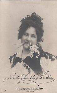 بيرثا فورستر لوترير (1869-1936)