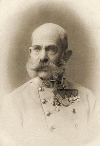 Franz Josef I, Emperor (1830-1916)