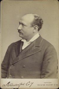 أوغسطس هنري جلوسوب هاريس (1852-1896)