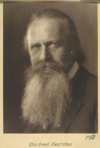 Emil Hertzka (1869-1932)