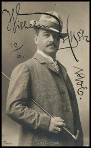 Wilhelm Hesch (1860-1908)