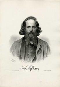 约瑟夫·霍夫曼(Josef Hoffmann)(1831-1904)