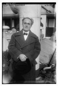 Paul Kammerer (1880-1926)