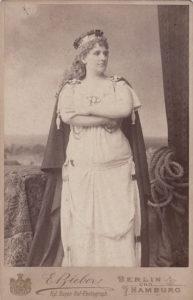 Katharina Klafsky (1855-1896)