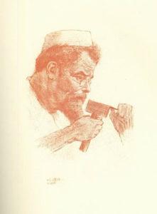 马克斯·克林格(1857-1920)