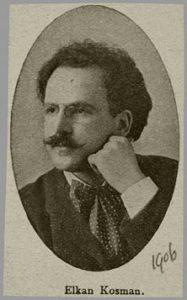 Elkan Alexander Kosman (1872-1950)