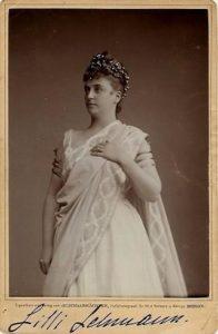 Lilli Lehmann (1848-1929)