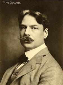 एडवर्ड मैकडॉवेल (1860-1908)