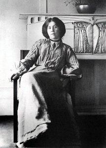 玛格丽特·麦克唐纳·麦金托什(1864-1933)