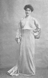 Henriette Mankiewicz-Tauber (1852-1906)