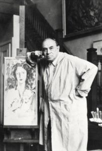 Max Mopp Oppenheimer (1885-1954)