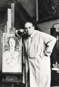 马克斯·莫普·奥本海默(Max Mopp Oppenheimer)(1885-1954)