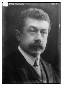 Paul Painleve (1863-1933)