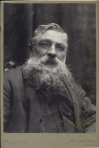 奥古斯特·罗丹(1840-1917)