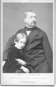 Joseph Victor von Scheffel (1826-1886)
