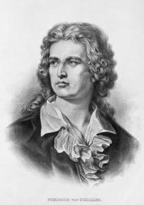 Johann Christoph Friedrich von Schiller (1759-1805)