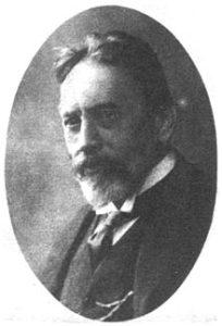 汉斯·史利兹曼(1852-1920)
