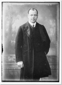 إريك شميدس (1868-1931)