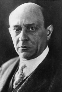 أرنولد شوينبيرج (1874-1951)