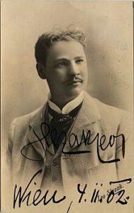 Leo Slezak (1873-1946)