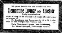 Albert Spiegler (1856-1940)