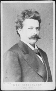 Max Staegemann (1843-1905)