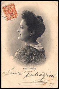 Luisa Tetrazzini (1871-1940)