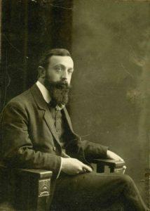 Balthazar Huibrecht Verhagen (1881-1950)