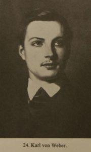 كارل فون ويبر (1849-1897)