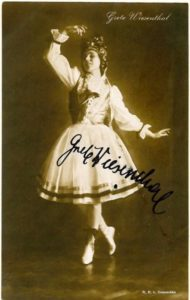 Grete Wiesenthal (1885-1970)