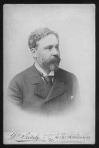Eduard Wlassack (1841-1904)