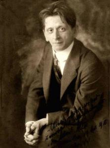 Александр фон Землинский (1871-1942)