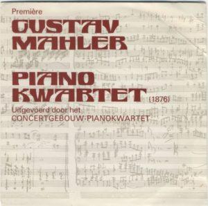 Historia Klavierquartett