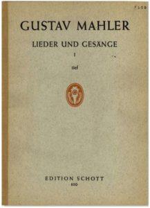 历史Lieder fur Singstimme