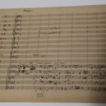 الحركة 4: Adagio. Sehr langsam und noch zuruckhaltend