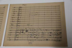 Movement 4: Adagio. Sehr langsam und noch zuruckhaltend