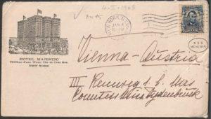 1907-1908 Hotel Majestic